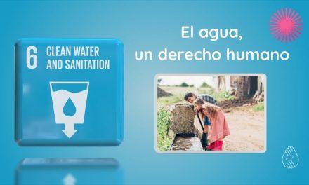 El Agua, un derecho humano