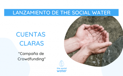 Cuentas Claras: Lanzamiento de The Social Water