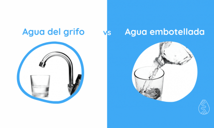 Agua del grifo vs Agua embotellada
