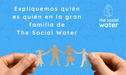 Quién es quién en The Social Water