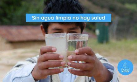 Contaminación del agua y salud